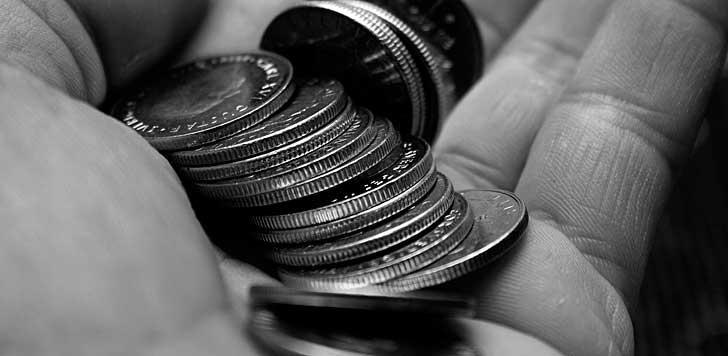 Pengar. Foto: Henrik Ström/flickr (bilden är beskuren) (CC BY-SA 2.0)