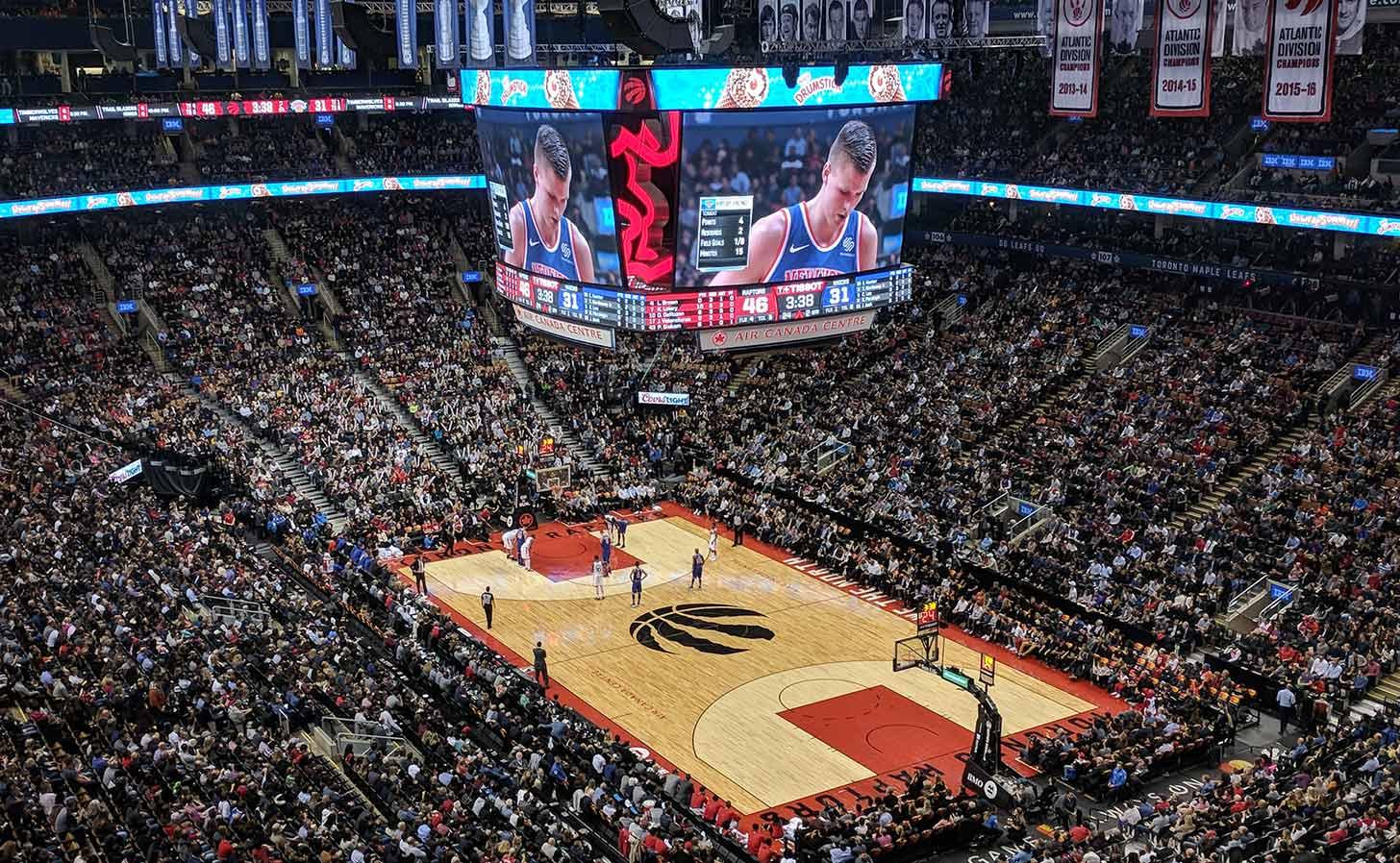 Nu kan du bli kommentator för basketmatcher. Foto: Ryan / Unsplash
