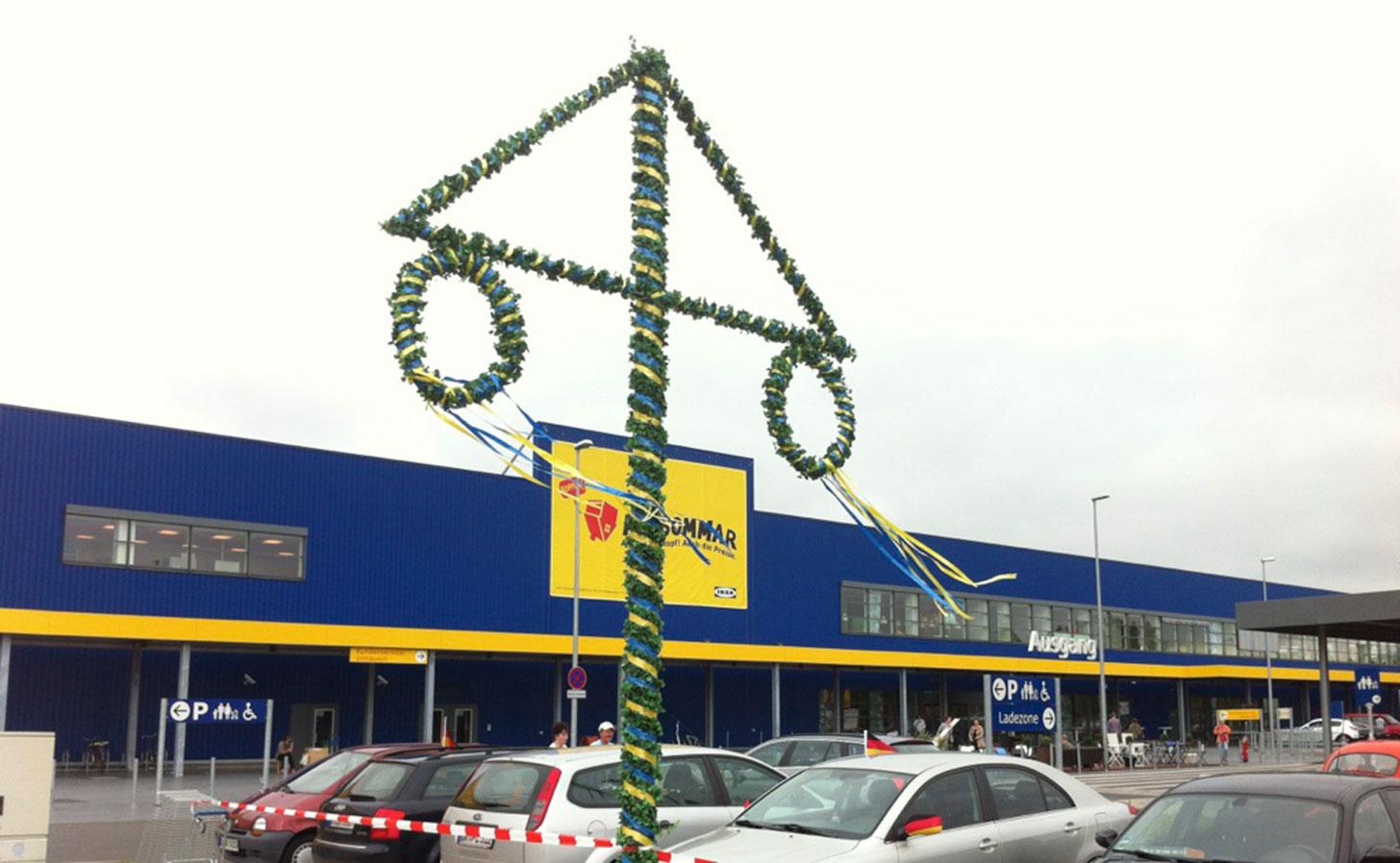 Ett Ikea-varuhus. Foto: Media.nu